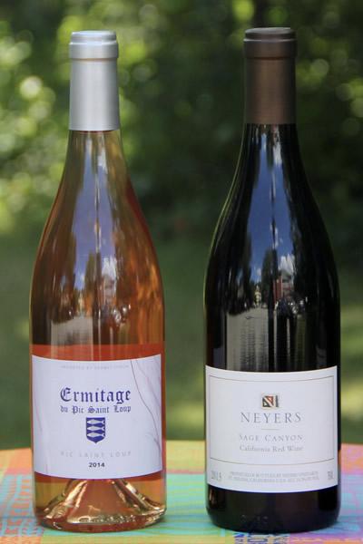 プロのソムリエがおすすめするワインを提供