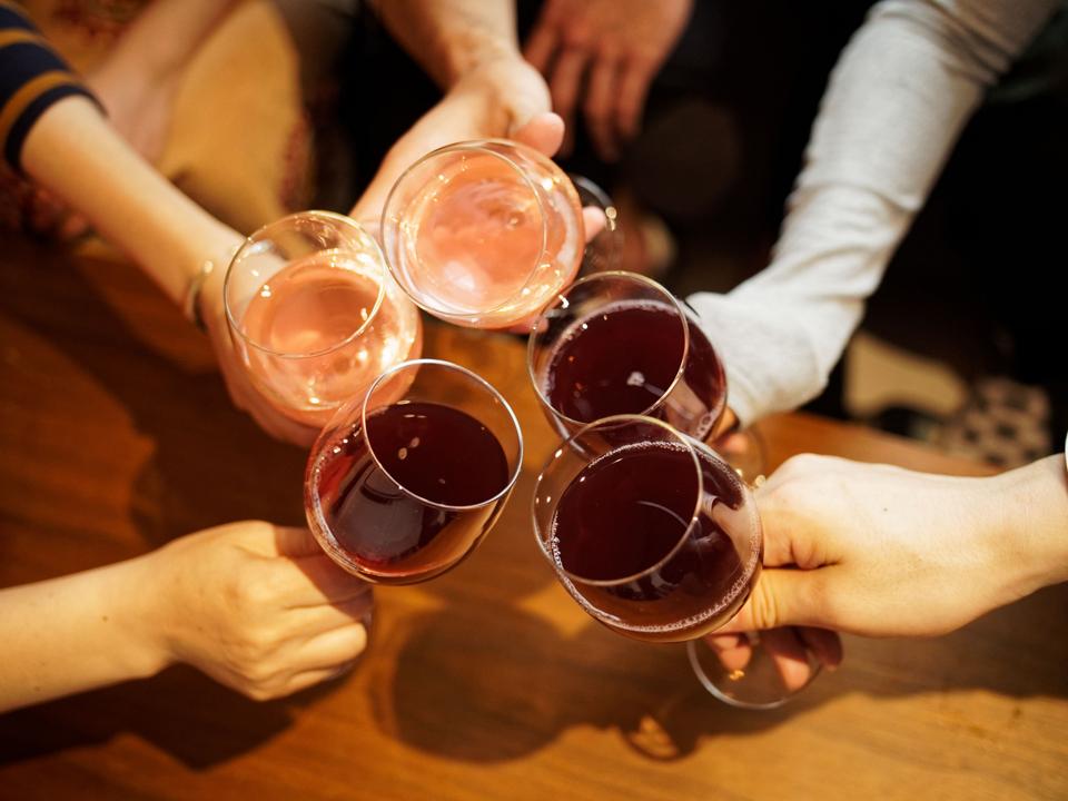 ワイン会での自己紹介を上手く活かしましょう!