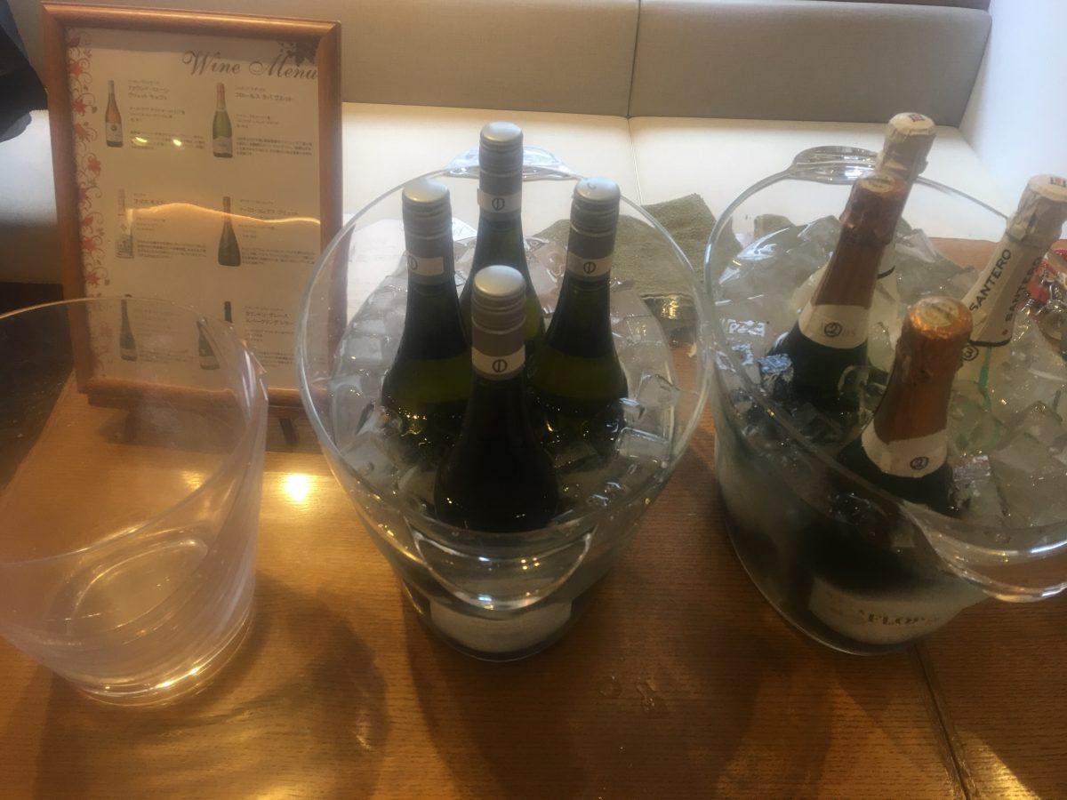 スパークリングワインの違い