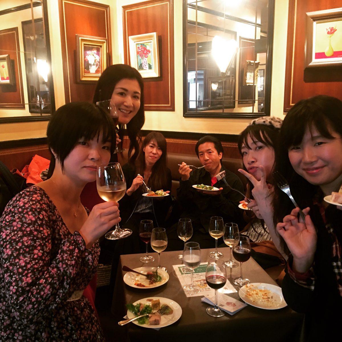 ワインパーティーで素敵な出会いを作るコツ