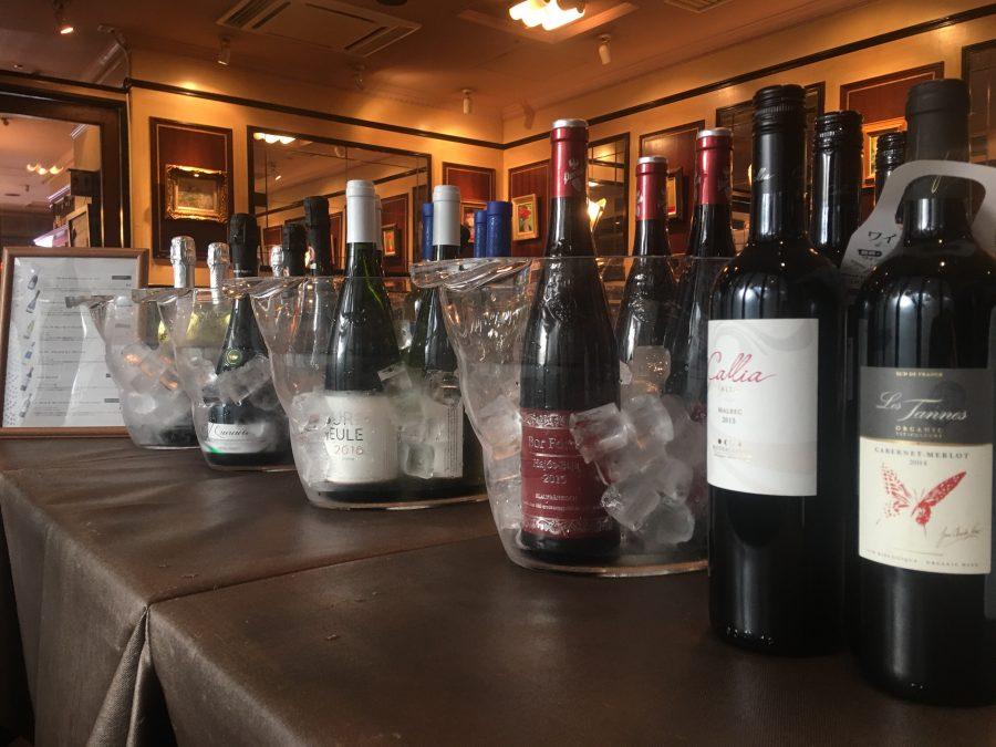 11月10日のワイン会