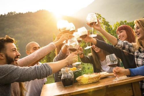 11月9日(土)頑張っている女性が主役の「 友活ワイン交流会」IN 赤坂の報告
