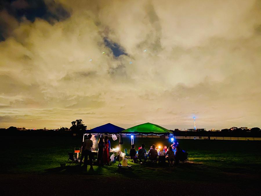 5月29日(土)17:30〜 独身限定!「ワインで Night バーベキュー 」 in 江戸川