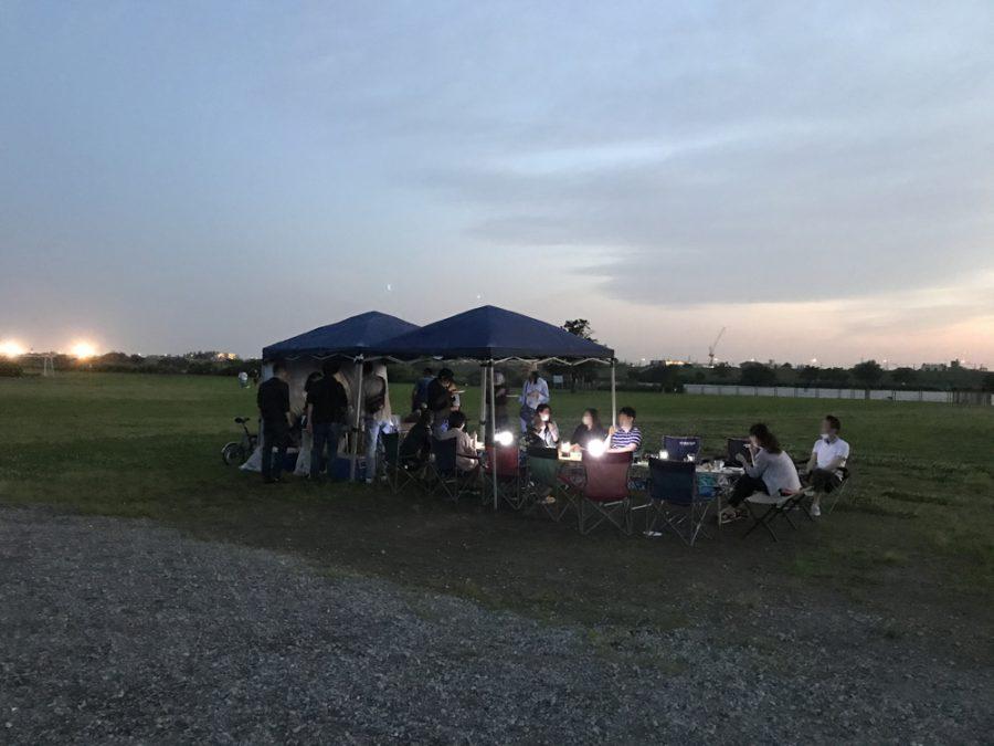 8月1日(日)独身限定!「BBQでワイン会 」 in 江戸川